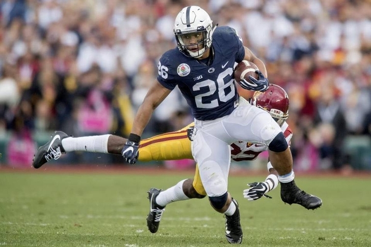 Ranking the top 40 running backs in college football ...