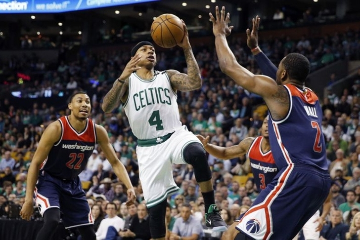 Isaiah Thomas Drops 53 in Game Two Win over Wizards