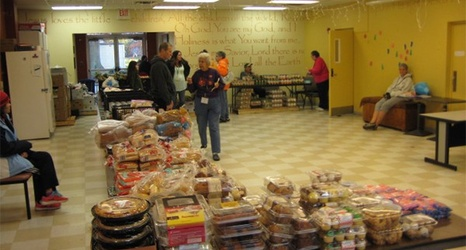 Oakland Food Pantry Pittsburgh