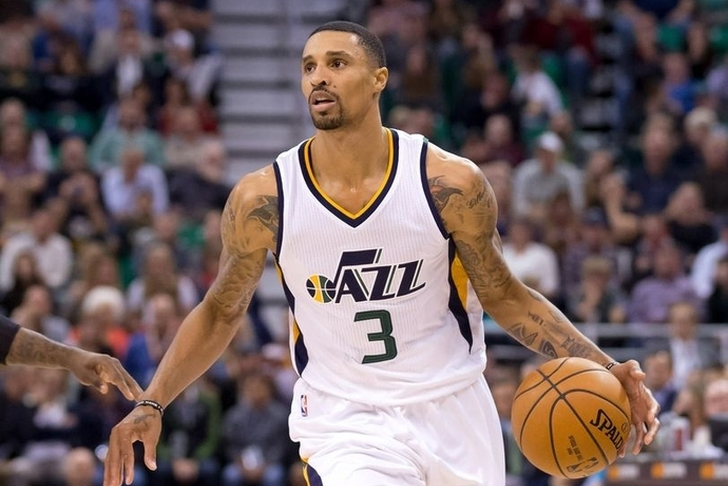 George Hill, Kings Reportedly Agree to 3-Year, $57 Million Contract