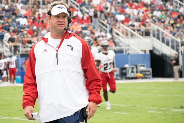 FAU's Lane Kiffin offers scholarship to sixth-grade QB