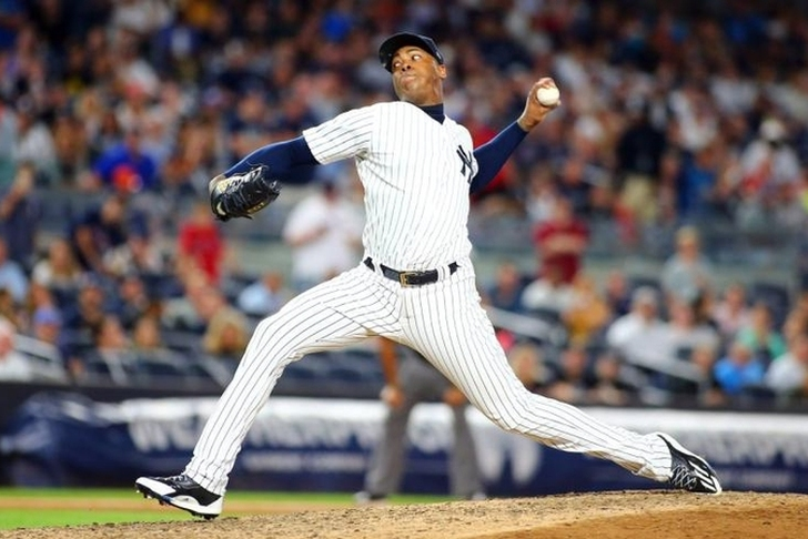 Aroldis Chapman's Blown Save Tore This Yankees Fan's Heart Into Pieces