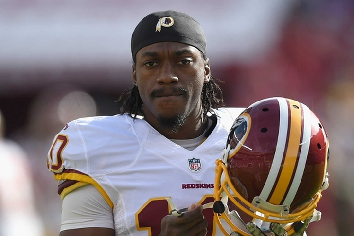 Browns appear ready to sign Robert Griffin III