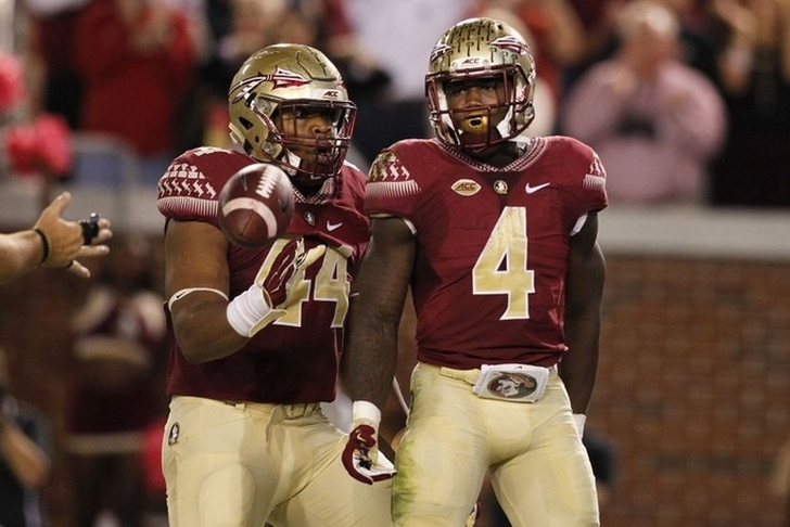 Florida State's Nyqwan Murray hauls in unbelievable 92-yard touchdown