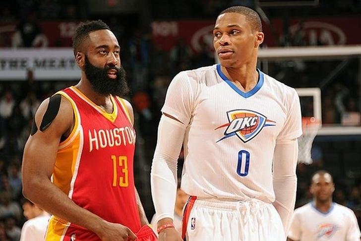 Michael Jordan, Kevin Durant congratulate MVP Russell Westbrook
