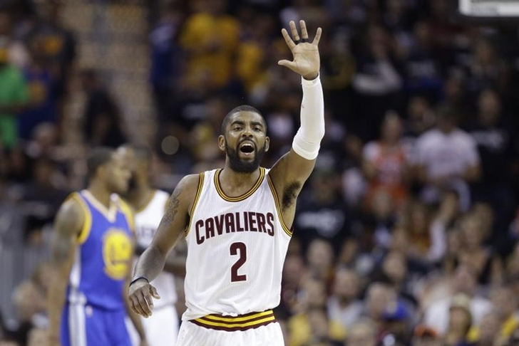 Kyrie Irving on Cavaliers offseason rumors, LeBron James future