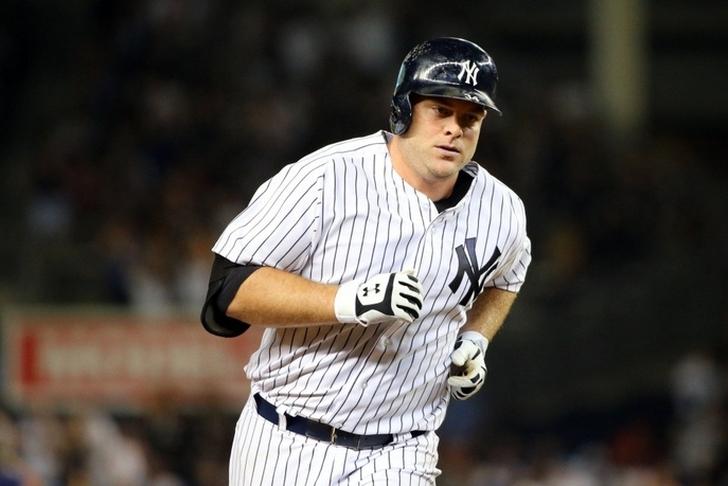 Yankees trade catcher Brian McCann to Astros