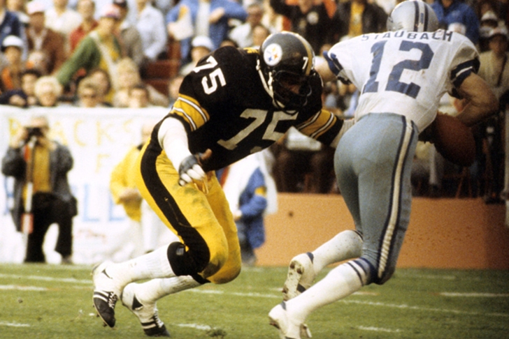 The 8 Best Players In Pittsburgh Steelers History