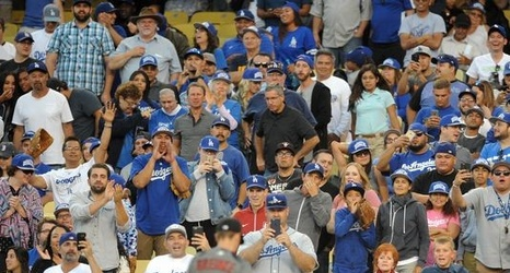 Image result for dodger fans booing greinke