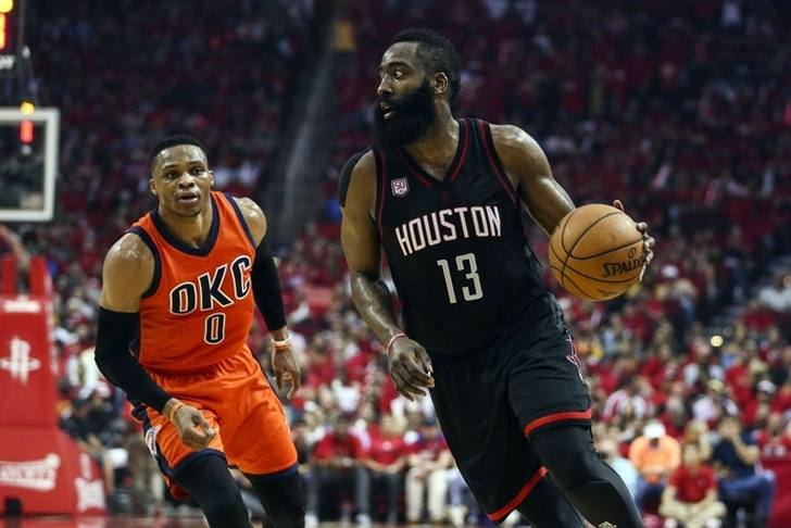 Westbrook, Harden, Leonard finalists for NBA MVP