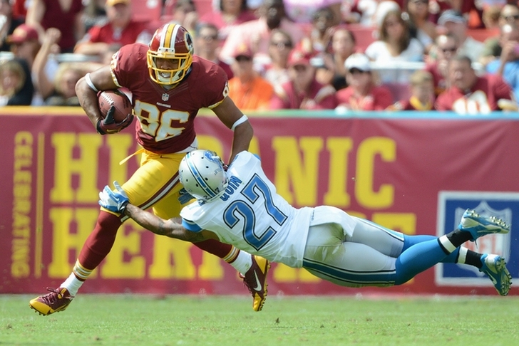 Redskins tight end Jordan Reed activated from physically unable to perform list