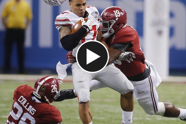 MUST WATCH: The Hardest Hits From The 2014 College Football Season ...