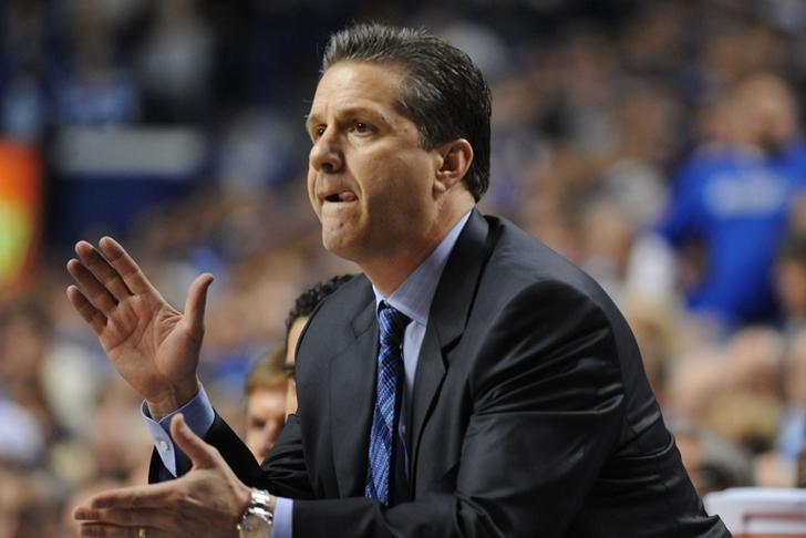 John Calipari, Kentucky head coach, has expressed interest in Knicks presidency