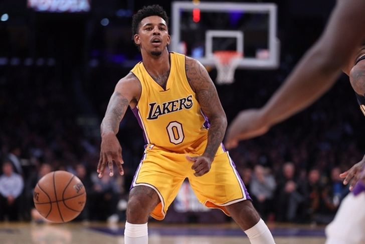 Nick Young agrees to one-year deal with Warriors [report]