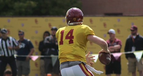 USC Football Depth Chart 2017: Projecting the Post-Spring Starting ...