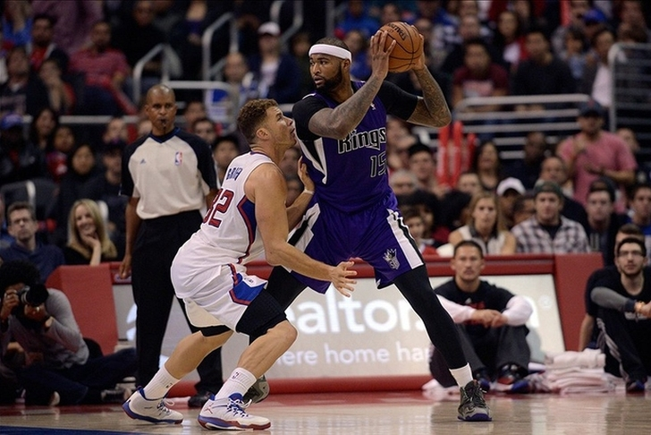 It's highly unlikely DeMarcus Cousins will remain with the team