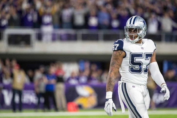 Cowboys' Damien Wilson Arrested, Charged With Aggravated Assault At Soccer Game