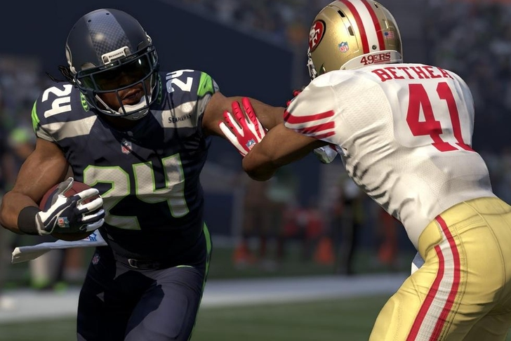 5 Best Running Backs In Madden NFL 16