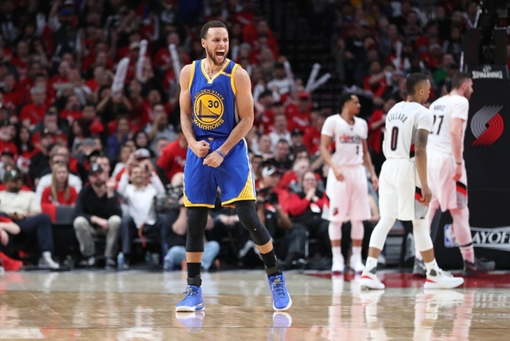 Warriors complete sweep of Trail Blazers