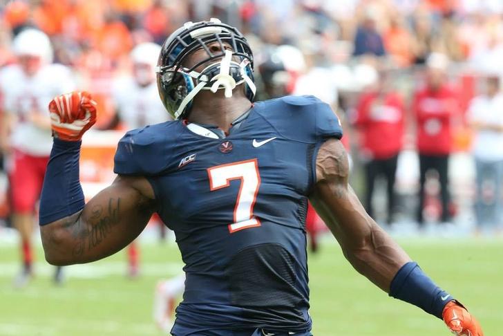 Wholesale NFL Nike Jerseys - 2015 NFL Draft: San Francisco 49ers Select DE Eli Harold