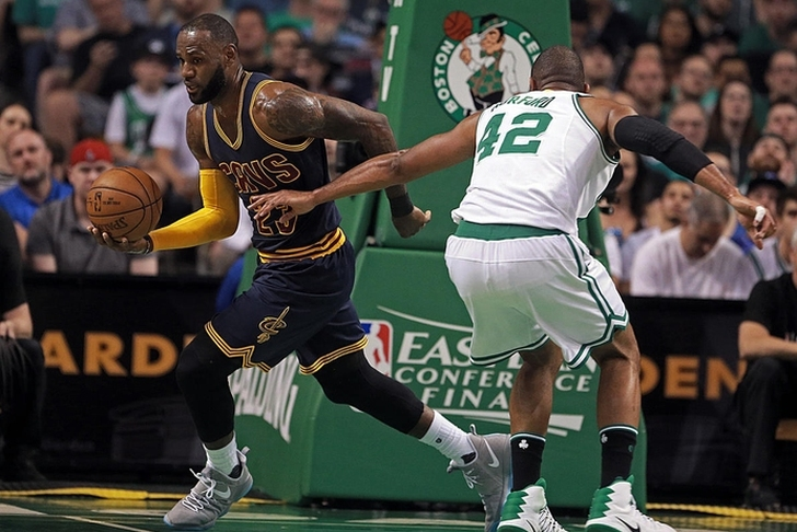 Celtics shock Cavaliers 111-108 in Game 3 of Eastern Conference Finals
