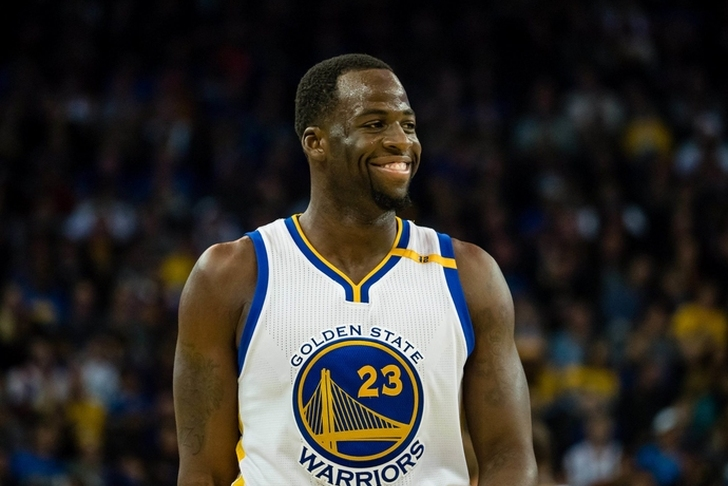 Draymond Green wins 2016-17 NBA Defensive Player of the Year