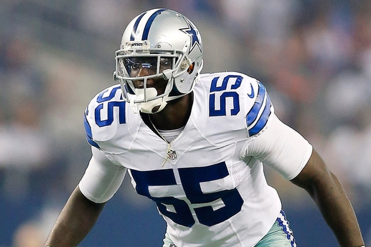 Cowboys' Rolando McClain tested positive for 'purple drank'