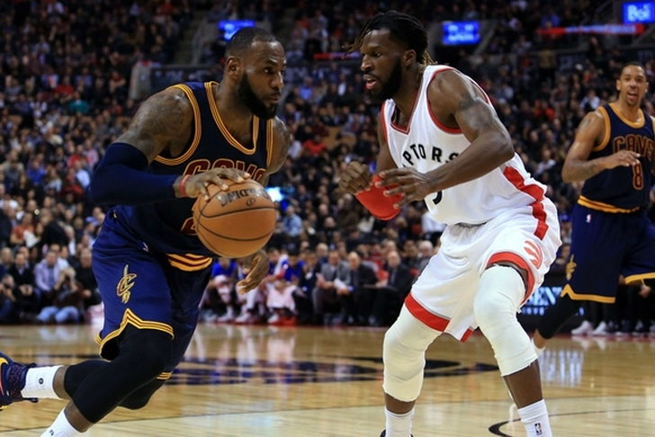 Cleveland Cavaliers at Toronto Raptors - 5/5/17 NBA Playoffs Pick, Odds, and Prediction