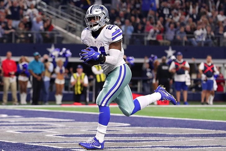 Ezekiel Elliott in 'Minor Car Crash' ... Cops Respond