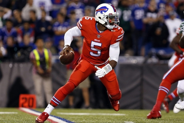 Bills rumors: Tyrod Taylor not entrenched as starter