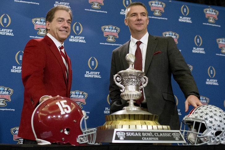 Alabama football number one in first AP Poll