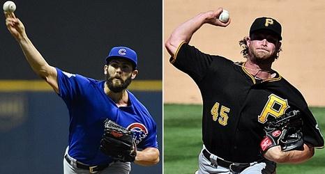 Pirates @ Cubs: Liriano vs Arrieta (Game 65)