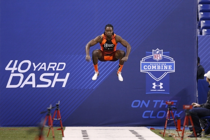 2016 NFL Combine Schedule: Dates, Times, Position Groups, Television ...