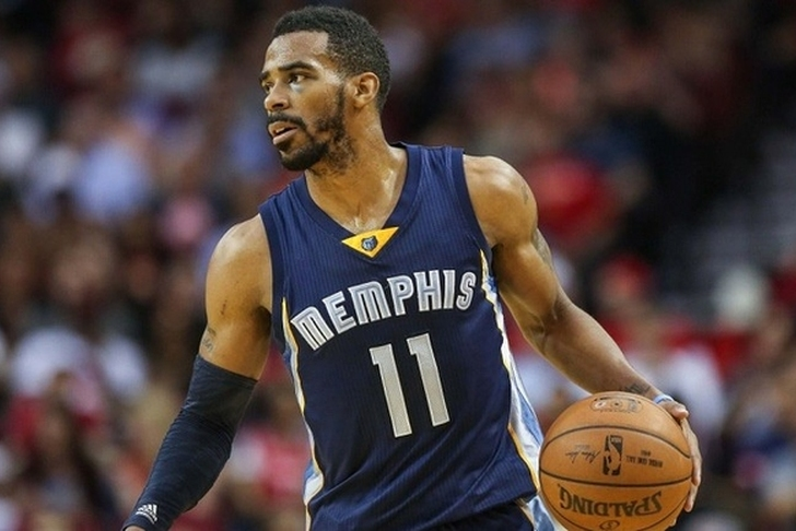 Mike Conley Joins Whiteside, Batum in Dodging Dallas