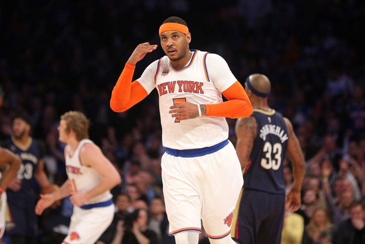 New York Knicks: 5 potential Carmelo Anthony trades
