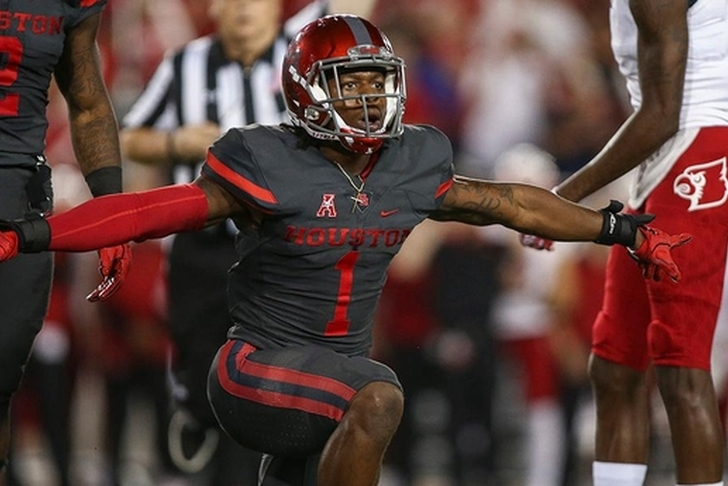 No. 3 Cardinals look to handle Houston, boost playoff hopes