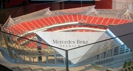 Falcons psls about 27 000 sold majority still available for Mercedes benz stadium psl
