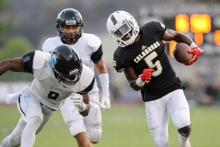 Darnay Holmes of Calabasas commits to UCLA