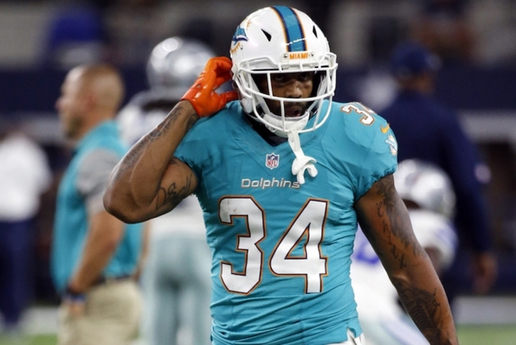 Dolphins' Arian Foster on retirement: 'I am walking away in peace'