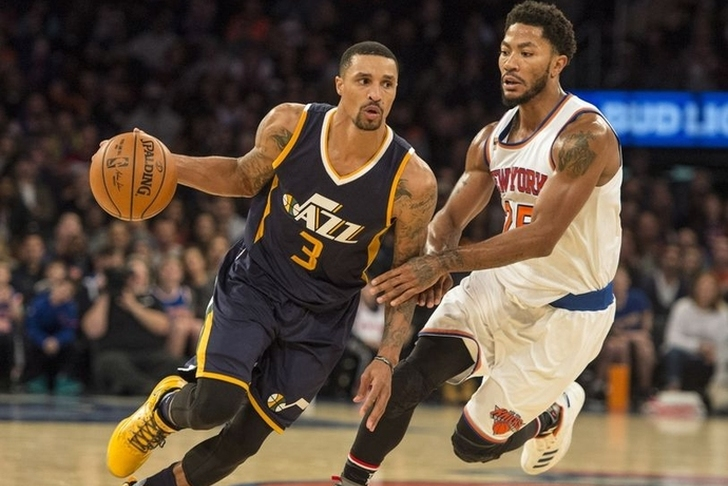 Knicks may pursue sign-and-trade with Derrick Rose to the Bucks
