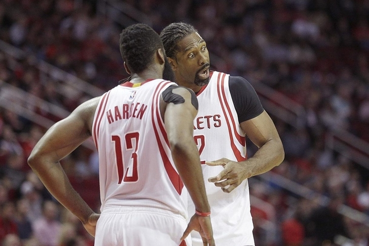 Nene ideal solution for Rockets in Game 4 win over Thunder
