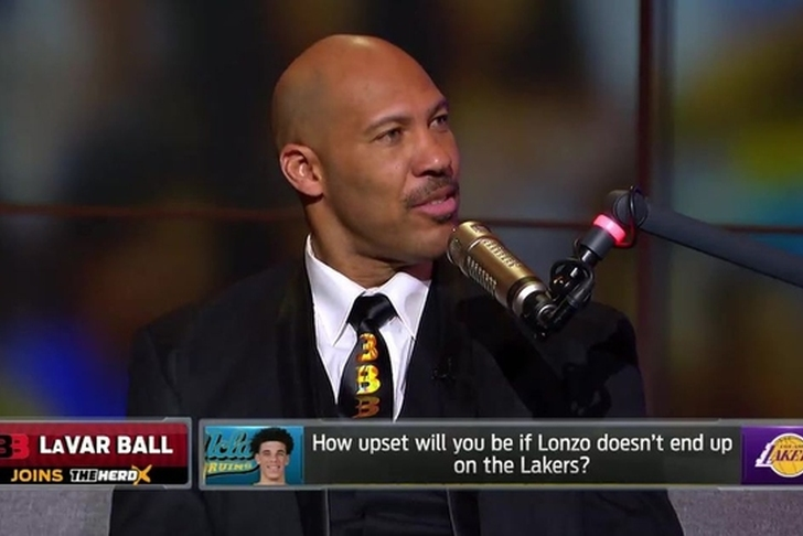 Here's why LaVar Ball was so upset with Kristine Leahy
