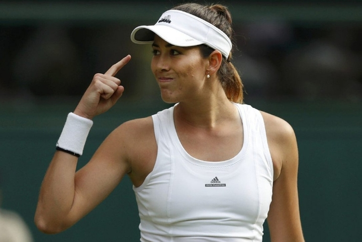 Garbiñe Muguruza Defeats Venus Williams — Wimbledon