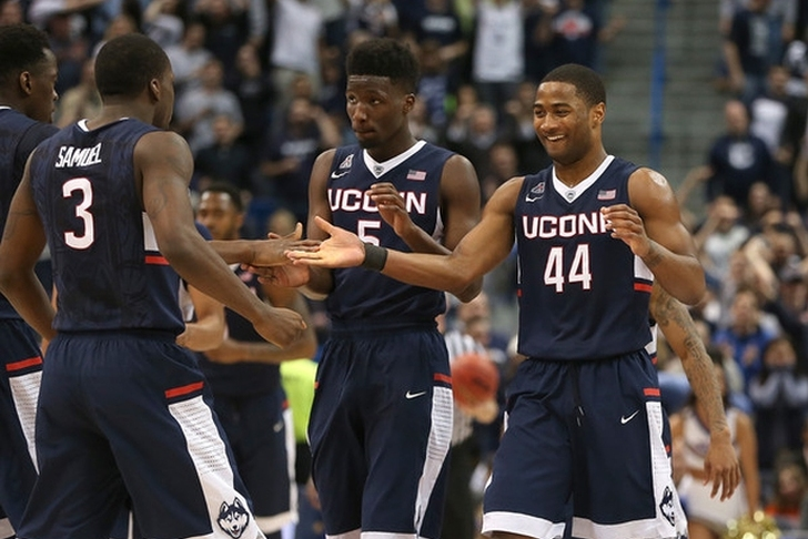 Can UConn start another title run with an afterthought seed?