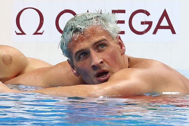 IOC: Report of Ryan Lochte Robbed Untrue; Reports Cite Mom