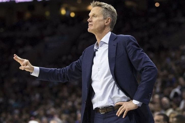 Jazz: Golden State coach Steve Kerr likely out for series