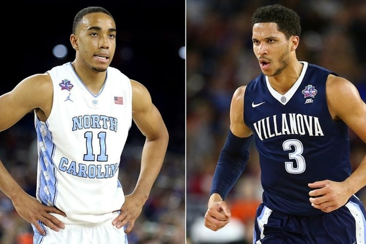 North Carolina vs. Villanova 2016