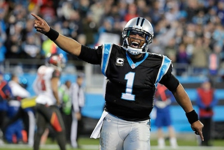 Panthers' Cam Newton in no mood for reporters' questions