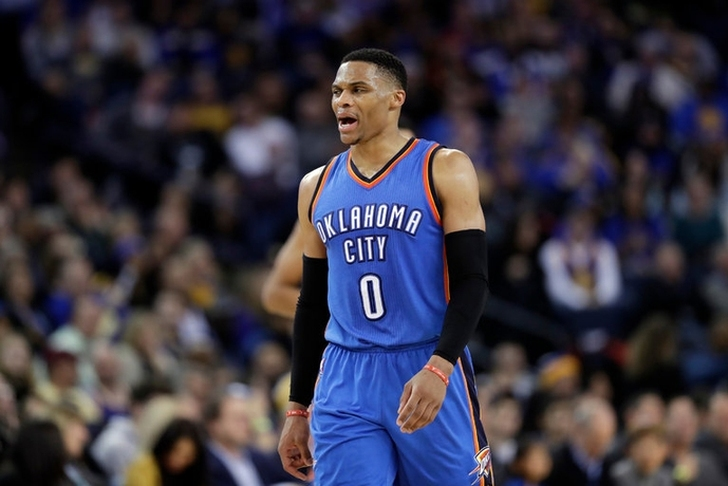 Check out Russell Westbrook's flawless  & emotional MVP speech