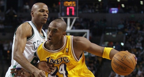 Red Auerbach Thought Kobe Bryant Was A 39 Of Player During S Pre Draft Workout
